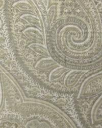 Classic Paisley Fabric  Daring Curves Twine