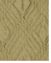 Quilted Matelasse Fabric  Diamond Quilt Twig