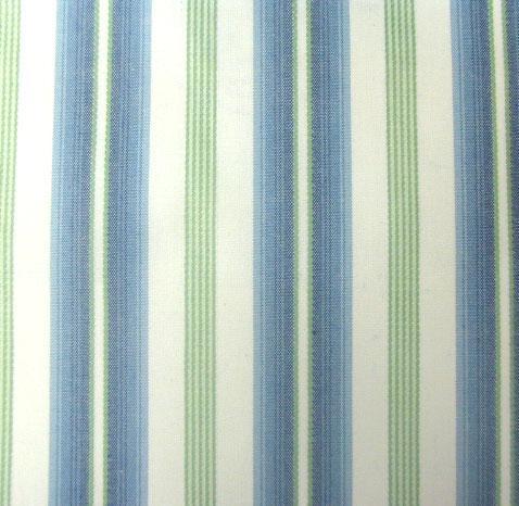 Robert Allen Fabrics Stripe Lane Chambray