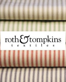 Roth and Tompkins Fabrics  Roth & Tompkins Textiles