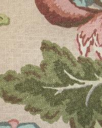 Large Print Floral Fabric  Elizabeth Linen