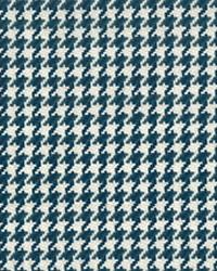 Houndstooth Navy by