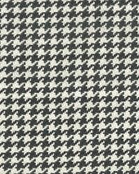 Houndstooth Charcoal by
