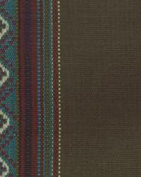Green Navajo Print Fabric  Sandoval Serape Sage