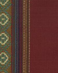 Red Navajo Print Fabric  Sandoval Serape Chili