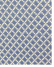 Trelliage Blue by  World Wide Fabric, Inc.