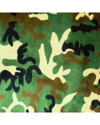 Cuddle Camouflage Green by