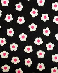 Flower Field Cuddle Black by