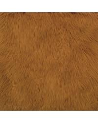 Brown Fun Fur Colors Fabric  Mongolian Fur Caramel