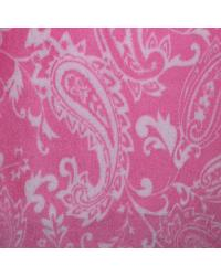 Paisley Cuddle Print Hot Pink by