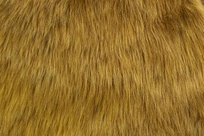 Shannon Fabrics Promo Shag Caramel Fun Fur Colors