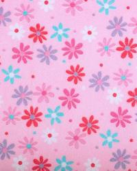 Retro Daisy Cuddle Pink Lavender by