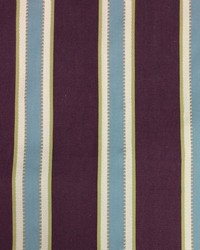 Sheldon and Barnett Ellery Eggplant Fabric