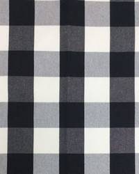 Sheldon and Barnett Squared Black Cream Fabric
