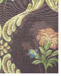 Purple Medium Print Floral Fabric  Gilbert Plum