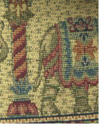 Beige Animal Tapestry Fabric  Statesville Beige