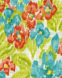 Small Print Floral Fabric  Conga 1 Spring