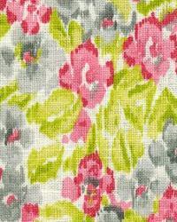 Small Print Floral Fabric  Conga 4 Kiwi