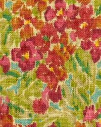 Small Print Floral Fabric  Conga 4 Tuttifrutti