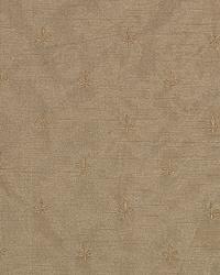 Brown Fleur de Lis Fabric  Serenade 1 Sesame