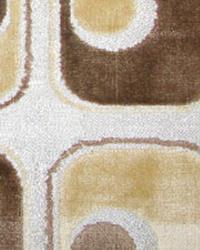 Multi Funky Fabric  Margherita Brushed Nickel