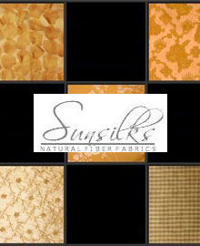 Sunsilks Fabric