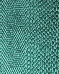 Animal Skin Fabric  Exotic Peacock Vinyl