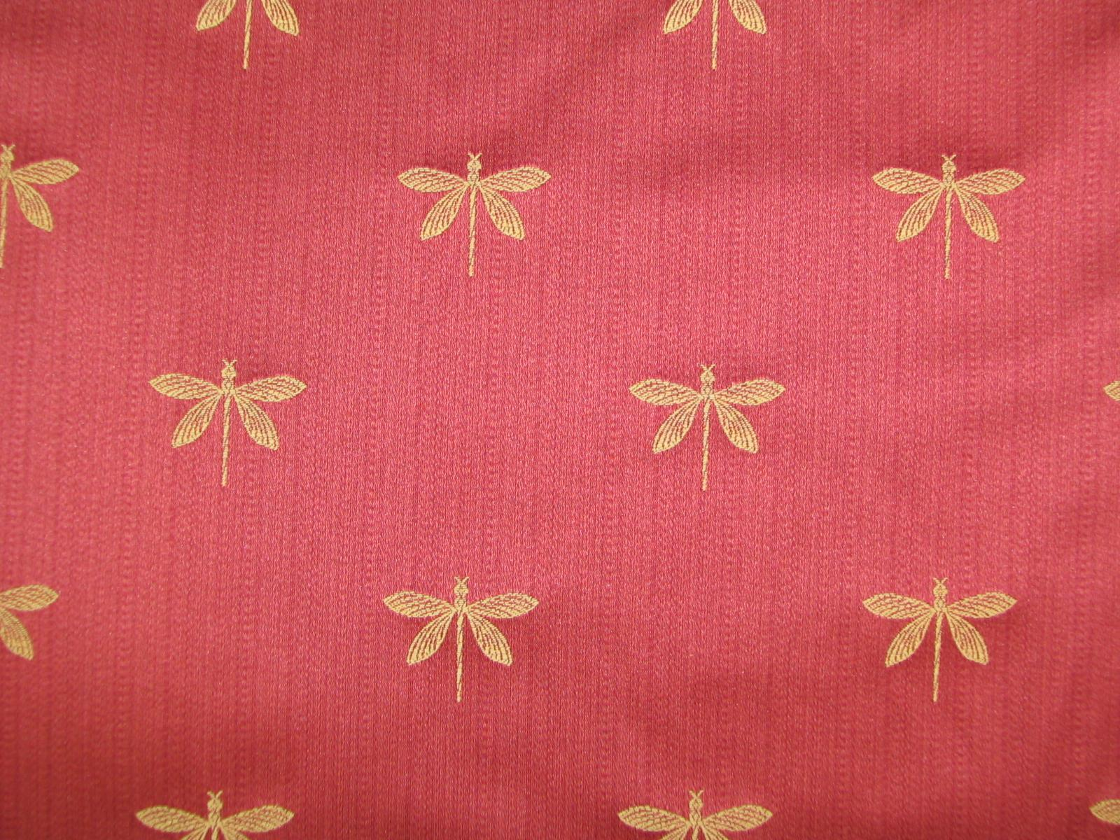 swavelle millcreek fabrics imperial dragonfly maraschino