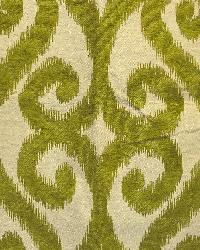 Swavelle-Millcreek Patola Lime Fabric