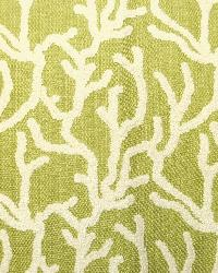 Green Marine Life Fabric  Pulau Grass
