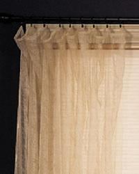 Slouch Drapery Panels by