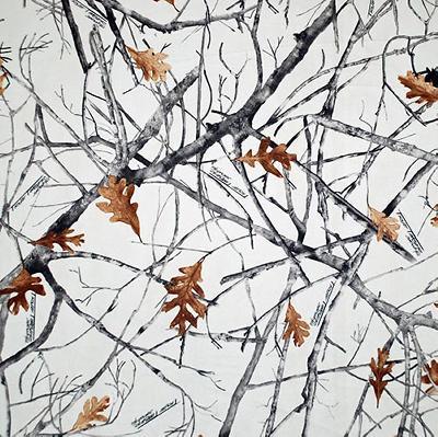 True Timber Fabrics True Timber Snowfall Camo Sheer