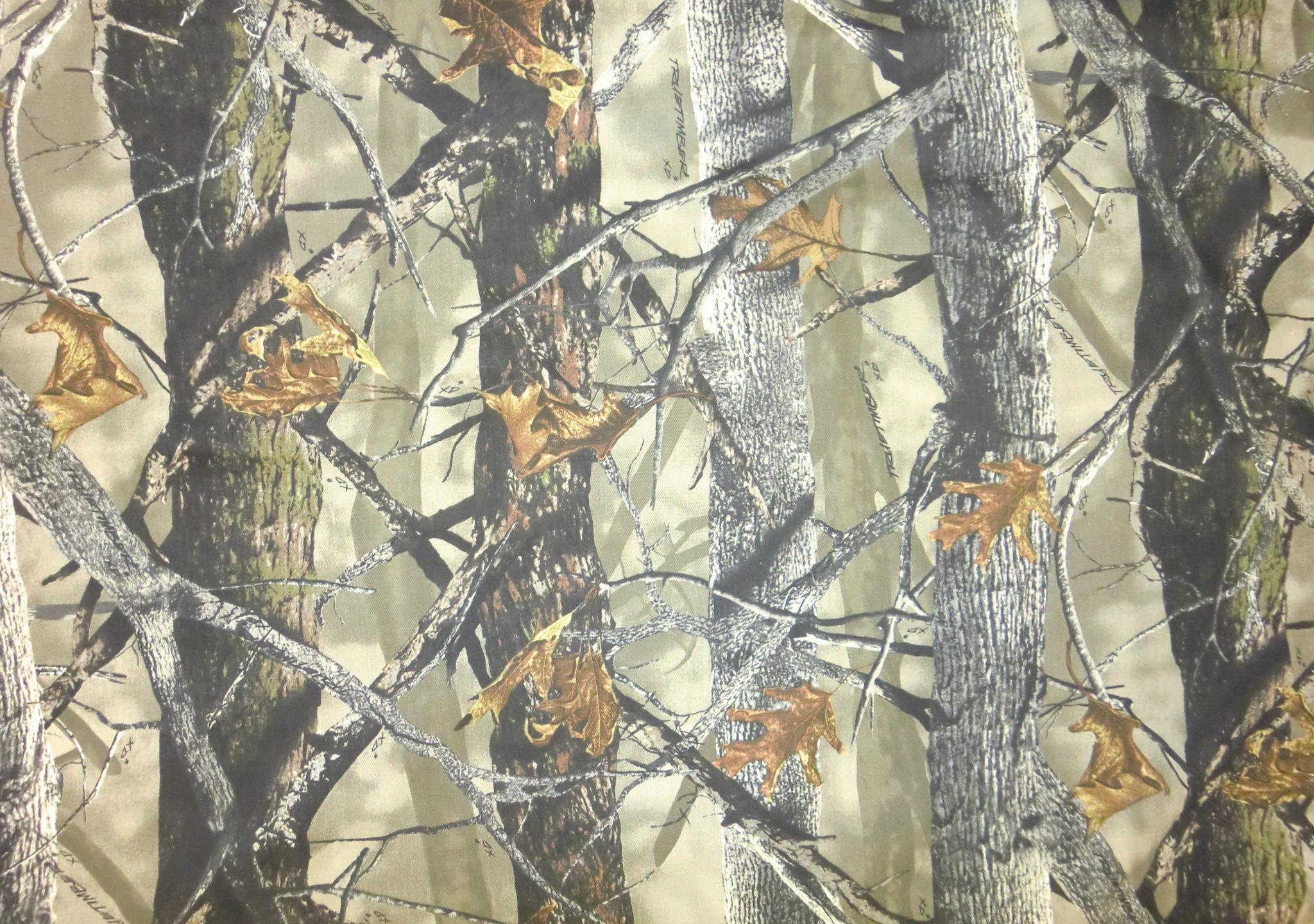 True Timber Fabrics True Timber Xd3 Twill Camo
