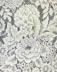 Beige Medium Print Floral Fabric  Eden Ivory