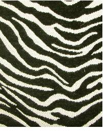 Valiant Zebra Natural Fabric