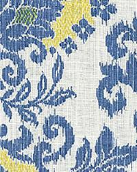 Blue A Fresh Take Fabric Waverly Bedazzle Blue Sky