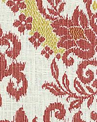 Red A Fresh Take Fabric  Bedazzle Clementine