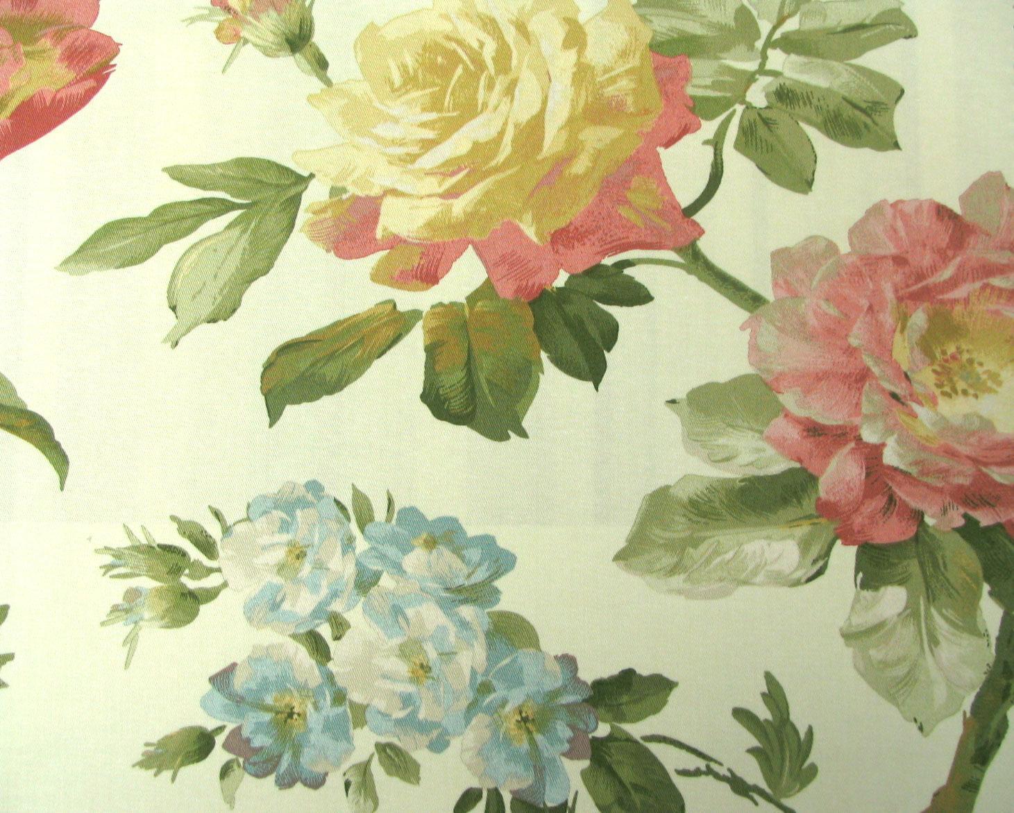 Waverly Fabrics Casa Di Fiori Cameo Interiordecorating Com