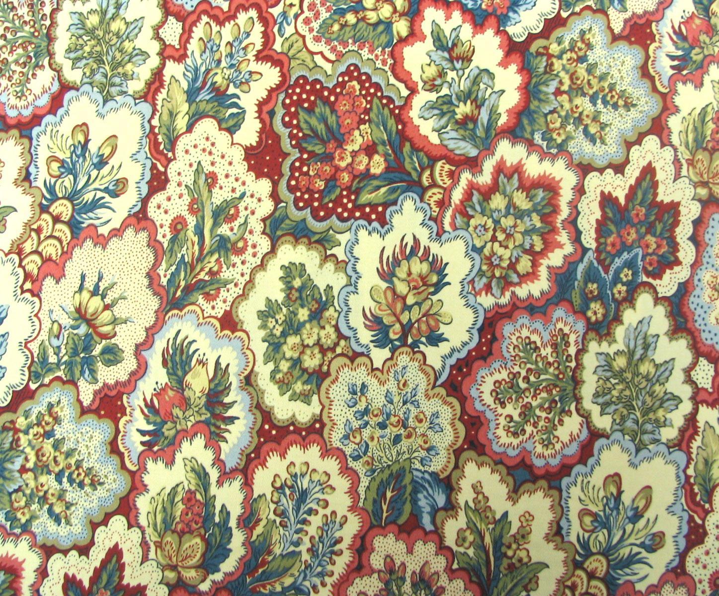 Waverly Fabrics In Season Federal