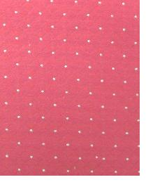 Pink Quilted Matelasse Fabric  Mary Jane Petal