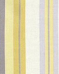 Grey A Fresh Take Fabric  Sidewalk Stripe Silver Lining