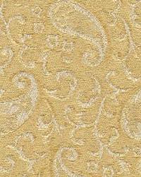 Beige Classic Paisley Fabric  Danish Ivory