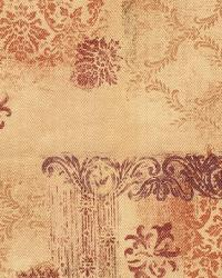 Medium Print Floral Fabric  Wes Director Jewel