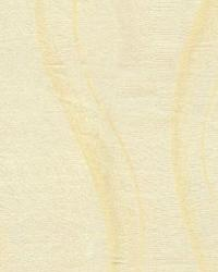 Yellow Circles and Swirls Fabric  Wes Freestyle Beige