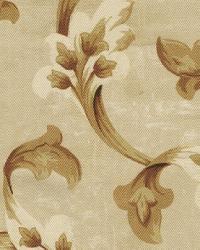 Medium Print Floral Fabric  Wes Fullscreen Spice