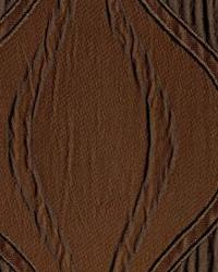 Brown Circles and Swirls Fabric  Wes Ice Dance Brown