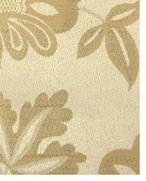 Beige Medium Print Floral Fabric  Wes Ontario Beige Tones
