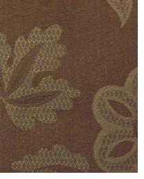 Brown Medium Print Floral Fabric  Wes Ontario Woodland