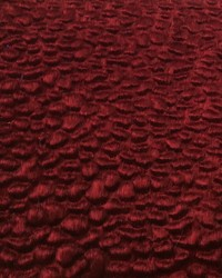 Red Faux Fur Fabric  Baby Persia Sultan Red