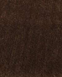 Brown Furnishings Velvets Fabric  Boulevard Mocha